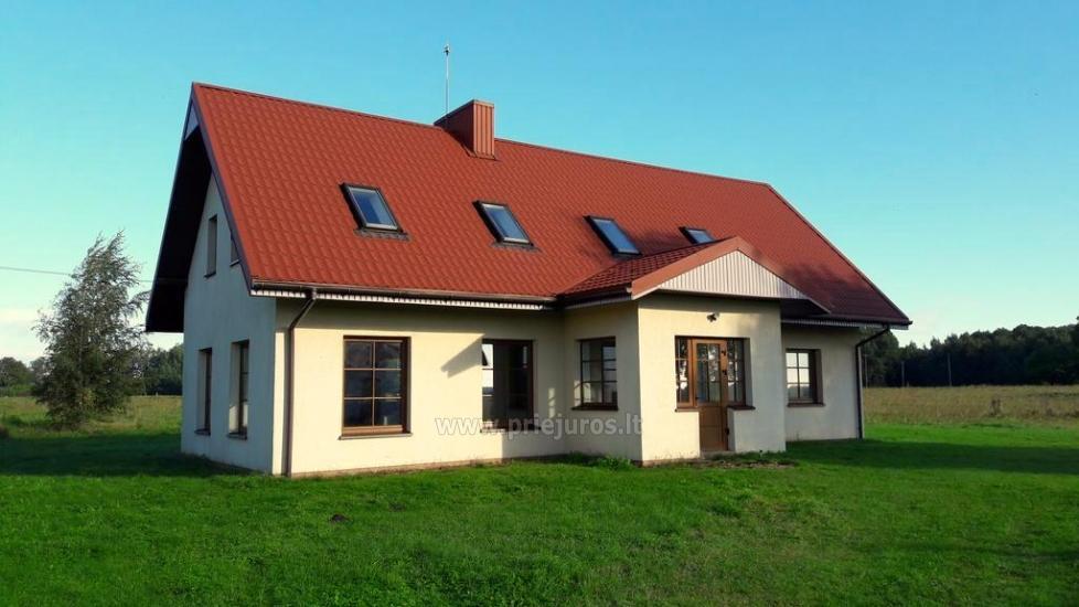 Četras guļamistabas māja Sturmai ciemā - 1