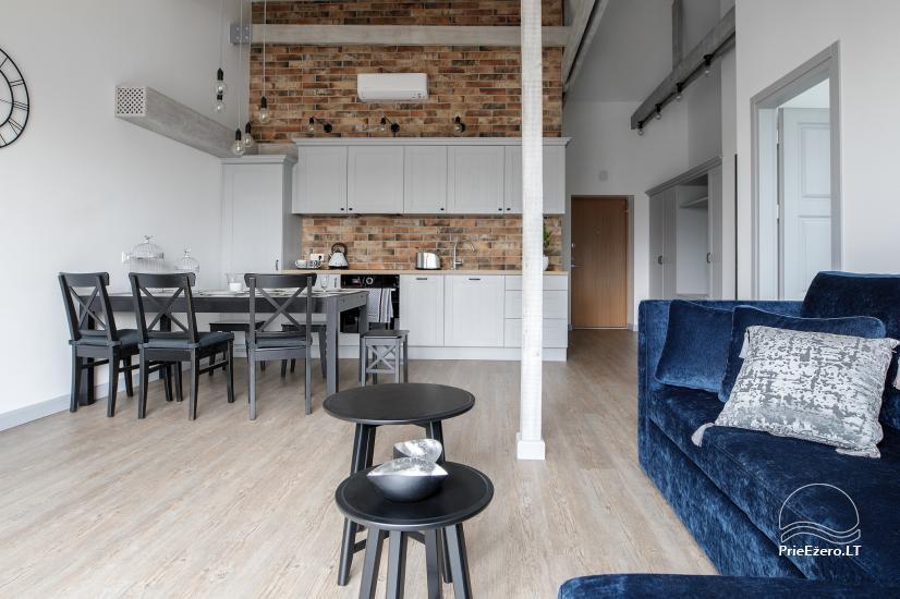 Comfort Stay - mūsdienīgs dzīvoklis Klaipēdas centrā - 8