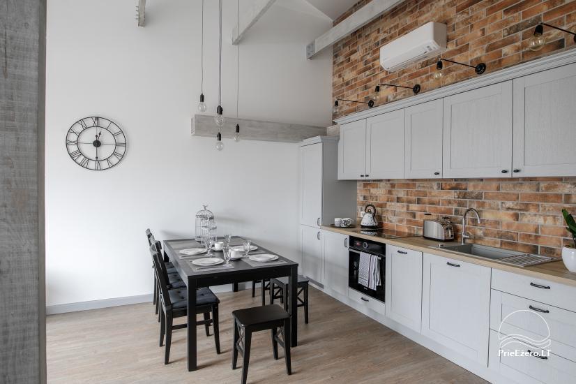 Comfort Stay - mūsdienīgs dzīvoklis Klaipēdas centrā - 9