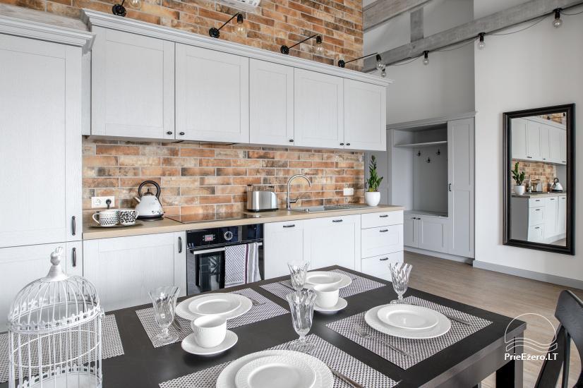 Comfort Stay - mūsdienīgs dzīvoklis Klaipēdas centrā - 10