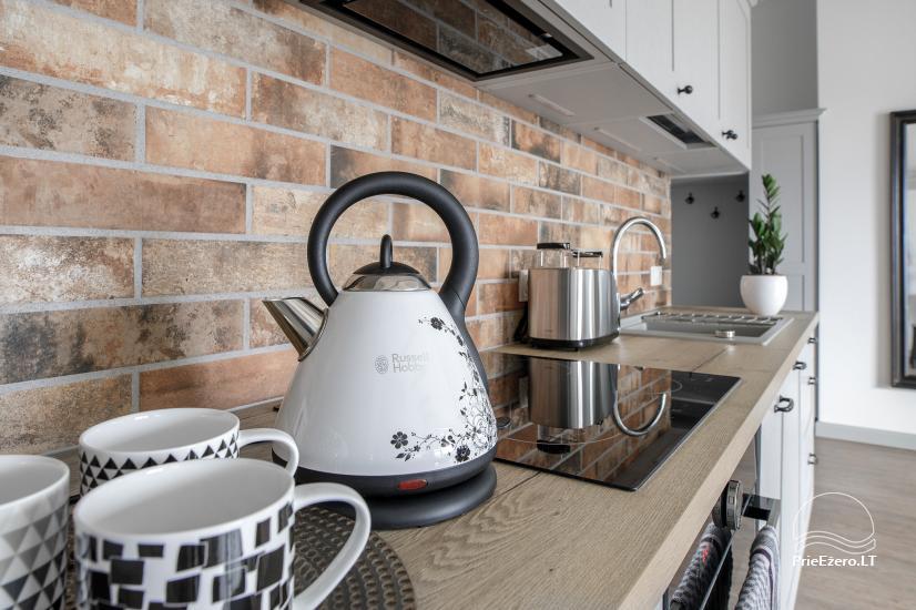 Comfort Stay - mūsdienīgs dzīvoklis Klaipēdas centrā - 12