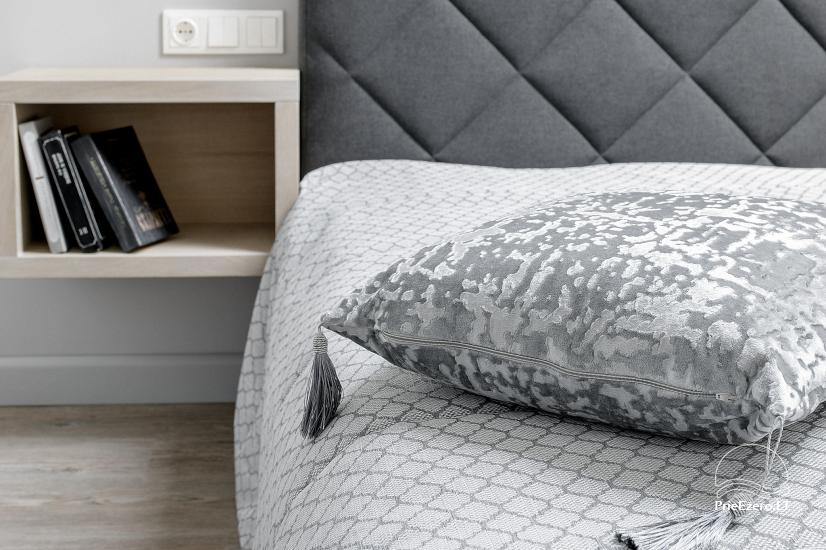 Comfort Stay - mūsdienīgs dzīvoklis Klaipēdas centrā - 16