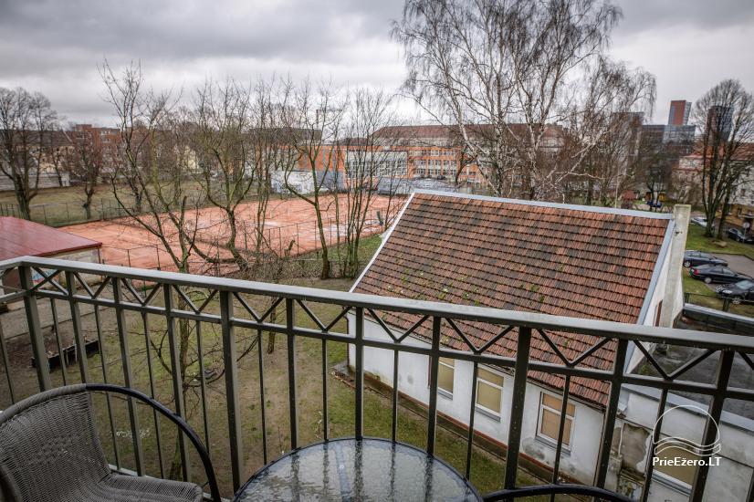 Comfort Stay - mūsdienīgs dzīvoklis Klaipēdas centrā - 20