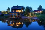Lauku maja Lietuva Anyksciai rajona pie upes Sventoji Tarp Liepu
