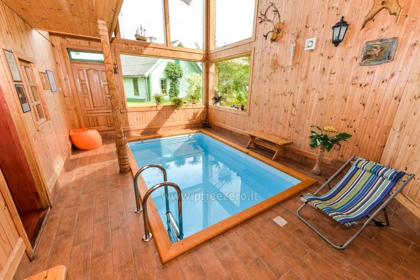 Villa Žiogeliai Druskininkos: brīvdienu mājiņas, pirts - 16