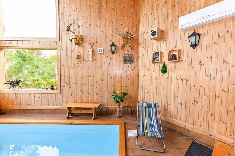 Villa Žiogeliai Druskininkos: brīvdienu mājiņas, pirts - 19