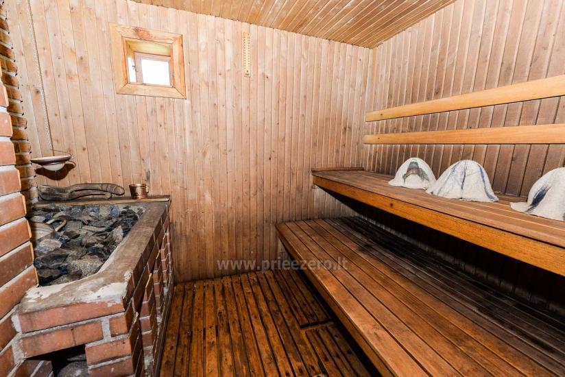 Villa Žiogeliai Druskininkos: brīvdienu mājiņas, pirts - 22