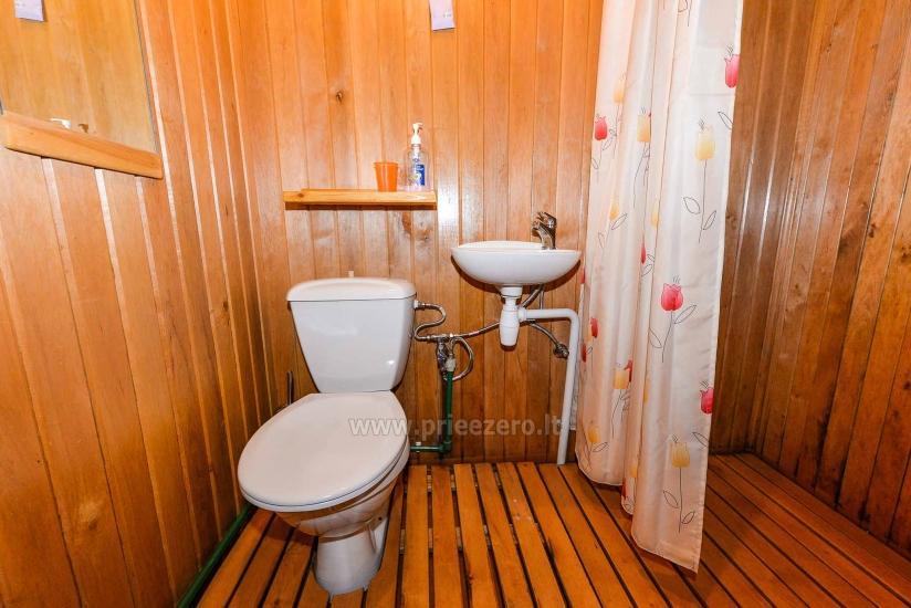 Villa Žiogeliai Druskininkos: brīvdienu mājiņas, pirts - 24