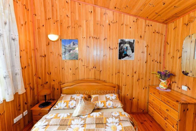 Villa Žiogeliai Druskininkos: brīvdienu mājiņas, pirts - 30
