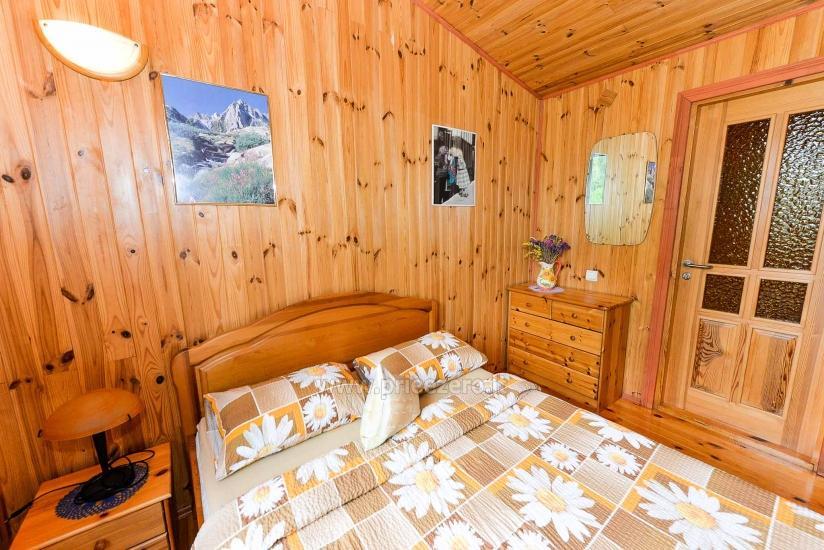 Villa Žiogeliai Druskininkos: brīvdienu mājiņas, pirts - 31