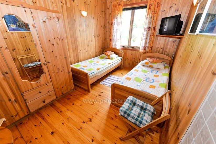Villa Žiogeliai Druskininkos: brīvdienu mājiņas, pirts - 32