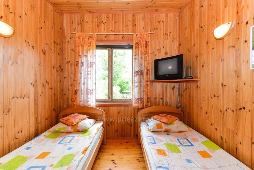 Villa Žiogeliai Druskininkos: brīvdienu mājiņas, pirts - 33