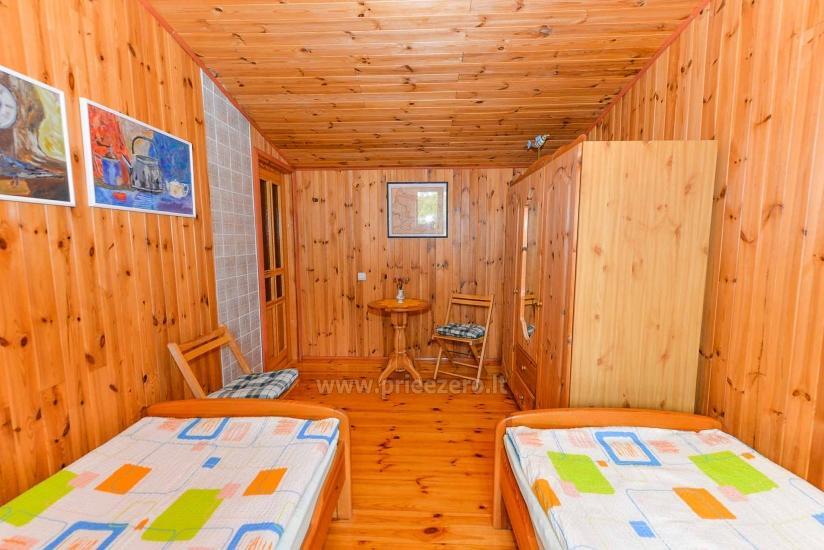 Villa Žiogeliai Druskininkos: brīvdienu mājiņas, pirts - 34