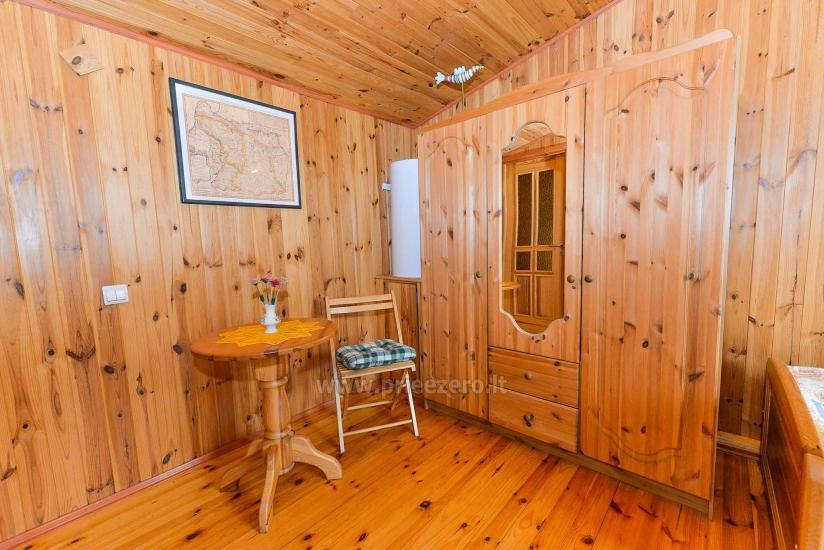Villa Žiogeliai Druskininkos: brīvdienu mājiņas, pirts - 35