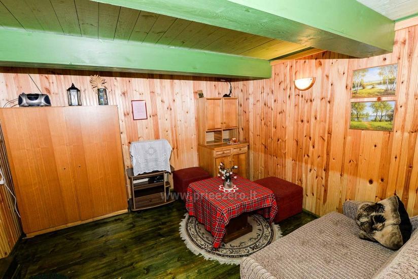 Villa Žiogeliai Druskininkos: brīvdienu mājiņas, pirts - 43