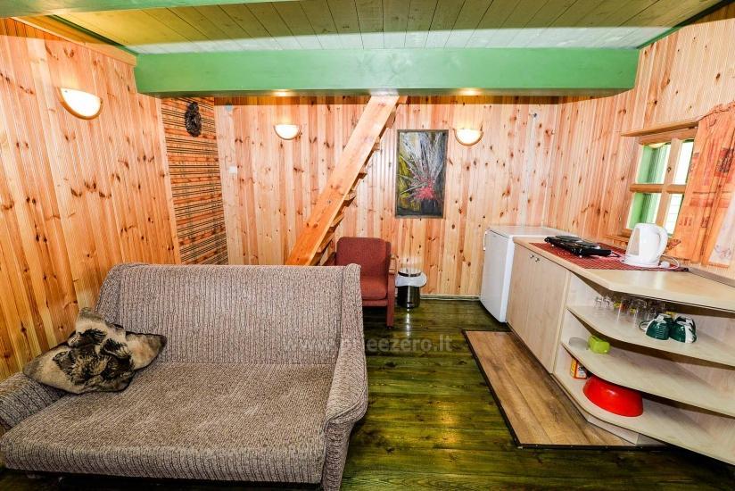 Villa Žiogeliai Druskininkos: brīvdienu mājiņas, pirts - 45