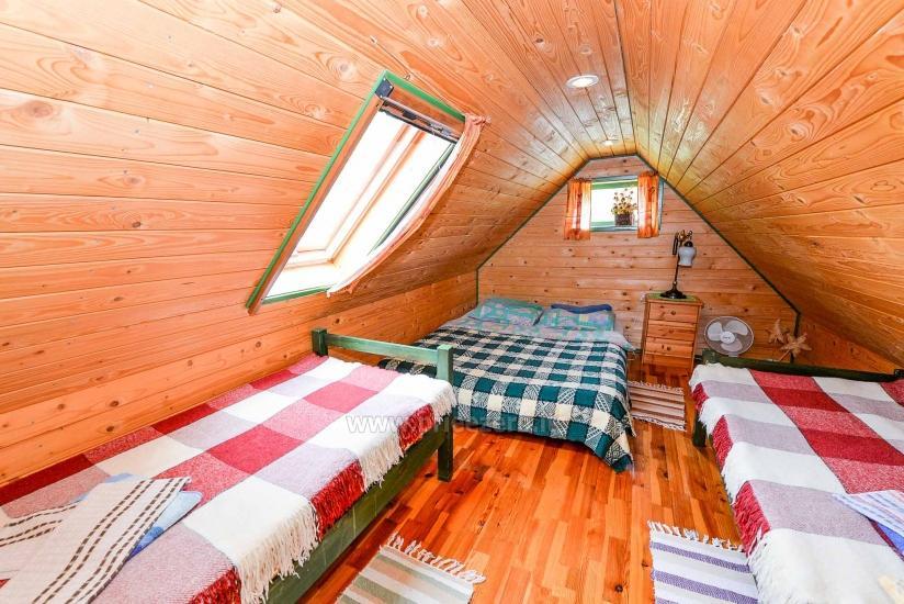 Villa Žiogeliai Druskininkos: brīvdienu mājiņas, pirts - 47