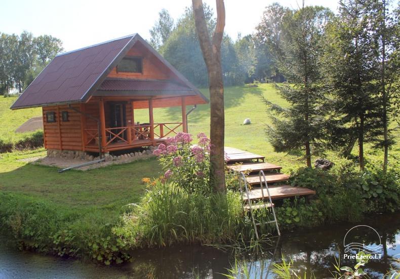 Lauku māja Owl house Utenas rajonā, Lietuvā - 6