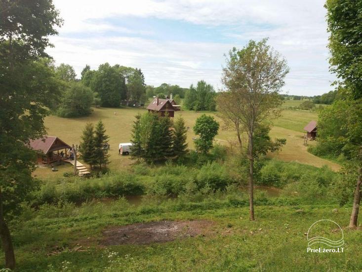 Lauku māja Owl house Utenas rajonā, Lietuvā - 4