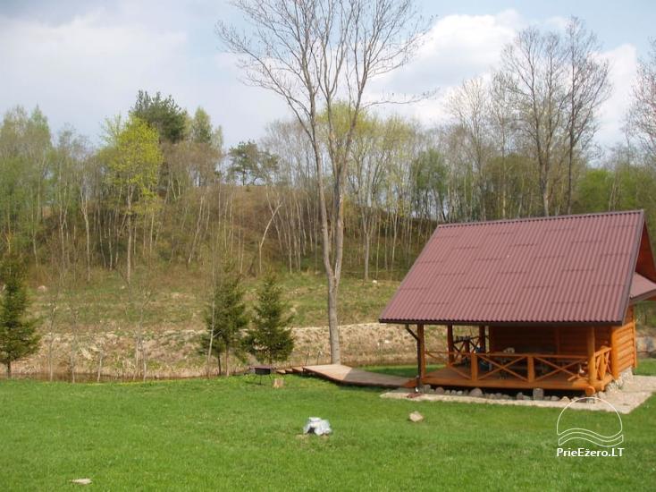 Lauku māja Owl house Utenas rajonā, Lietuvā - 2