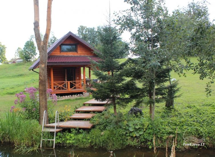 Lauku māja Owl house Utenas rajonā, Lietuvā - 8