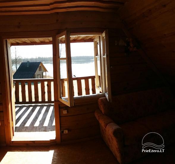 Lauku sēta pie Lazdiju novada Zapses ezera Lietuvā - 15