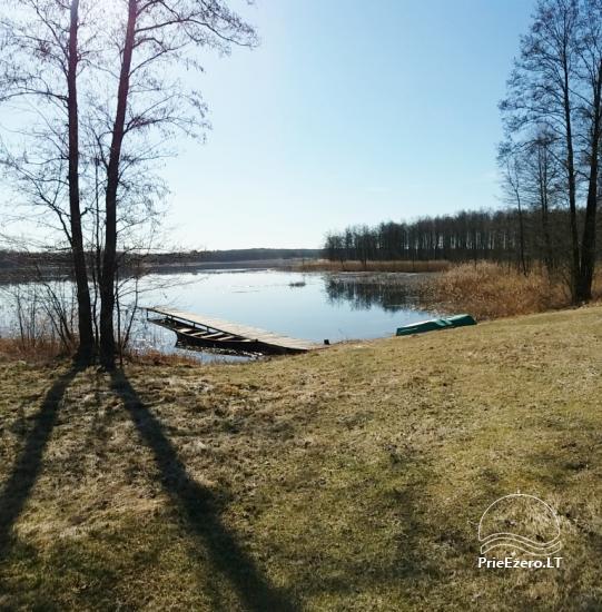 Lauku sēta pie Lazdiju novada Zapses ezera Lietuvā - 5