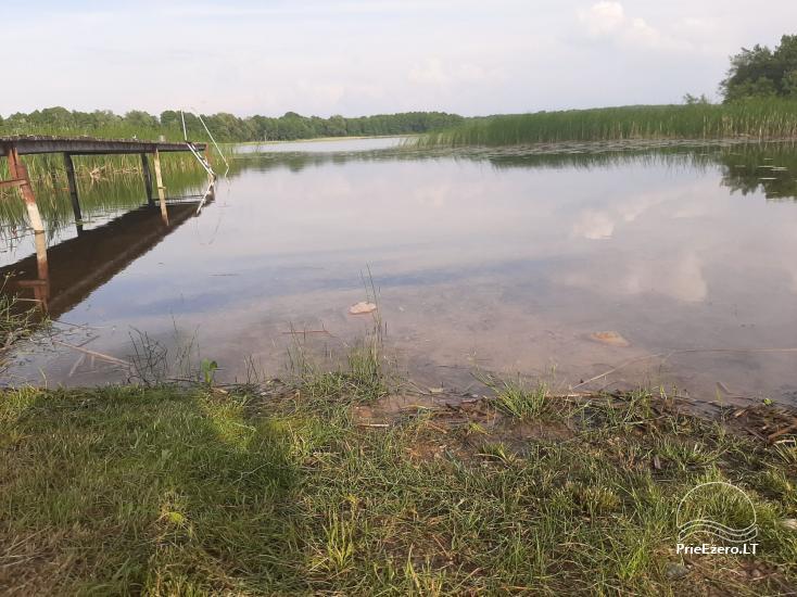 Lauku sēta pie Lazdiju novada Zapses ezera Lietuvā - 28