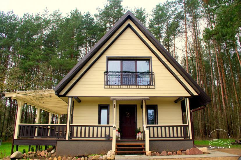 Dzīvoklis izīrē Lazdiju rajonā, Lietuvā - 1