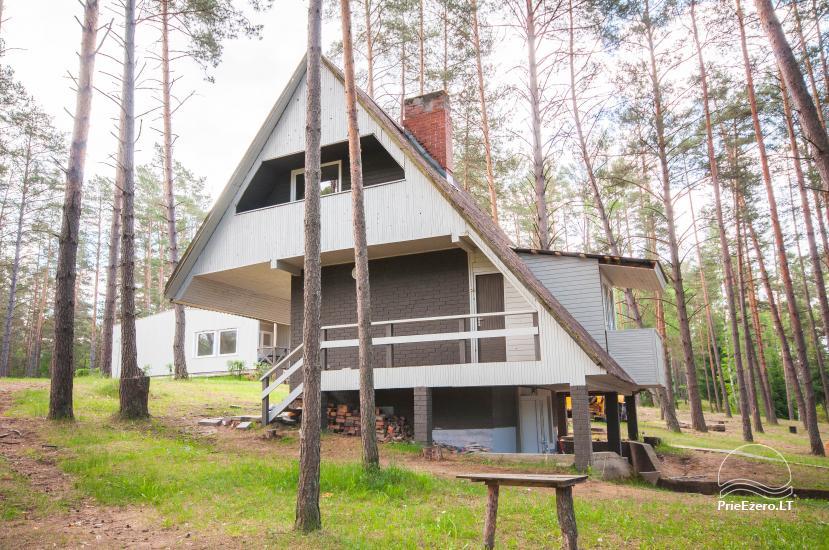 Brīvdienu māja 40 km no Viļņas centra, netālu no Pailgis ezera - 3