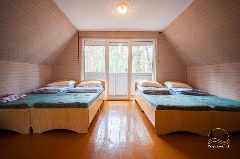 Brīvdienu māja 40 km no Viļņas centra, netālu no Pailgis ezera - 7