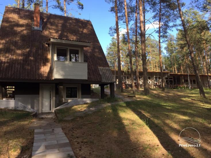 Brīvdienu māja 40 km no Viļņas centra, netālu no Pailgis ezera - 10