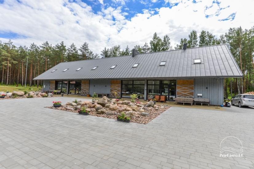 Lauku māja Vilks Vila Lazdiju rajonā, Lietuva - 1