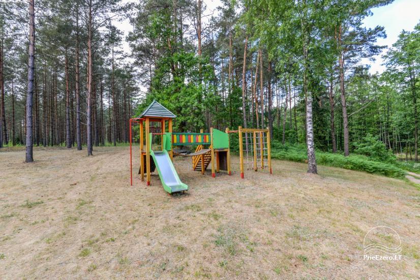 Lauku māja Vilks Vila Lazdiju rajonā, Lietuva - 34