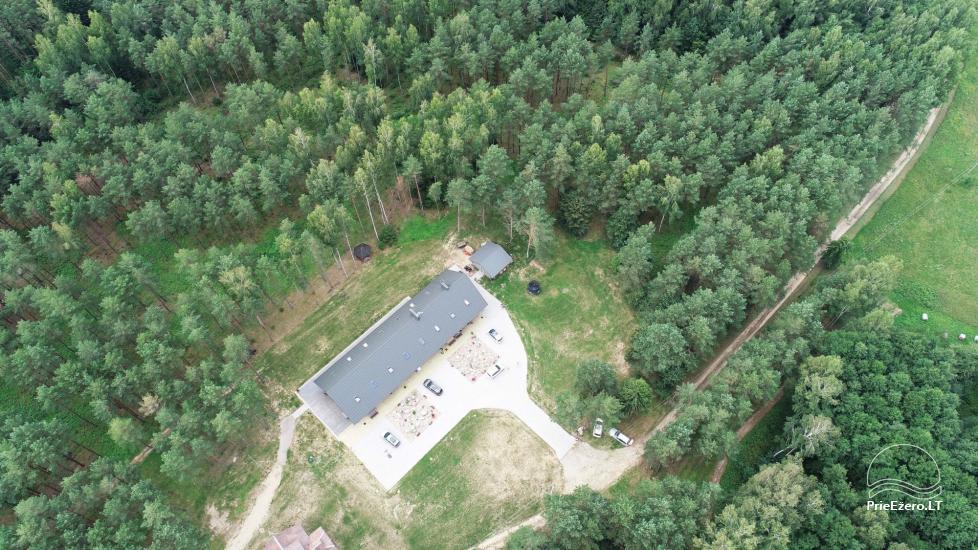 Lauku māja Vilks Vila Lazdiju rajonā, Lietuva - 3