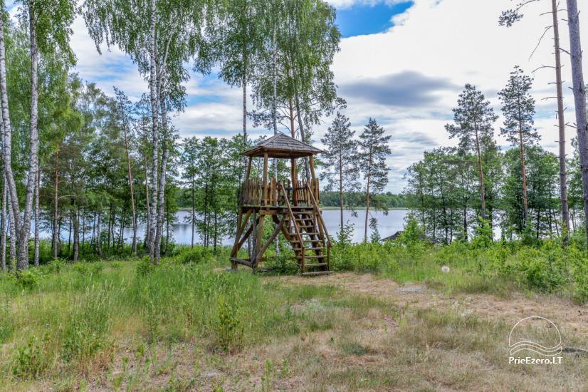 Lauku māja Vilks Vila Lazdiju rajonā, Lietuva - 39