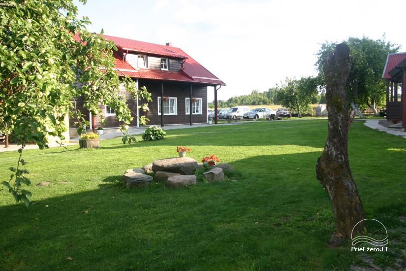 Lauku māja Jadvygos sodyba pie Traķu ezera, Lietuva - 1