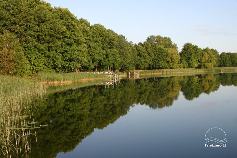 Lauku māja Jadvygos sodyba pie Traķu ezera, Lietuva - 4