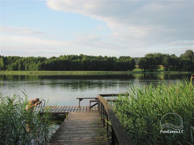 Lauku māja Jadvygos sodyba pie Traķu ezera, Lietuva - 6