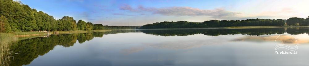 Lauku māja Jadvygos sodyba pie Traķu ezera, Lietuva - 7
