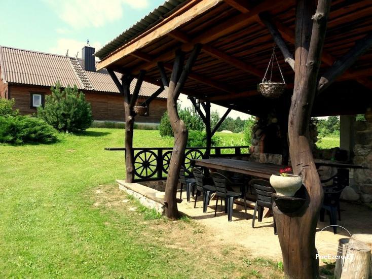 Lauku māja Gajata Moletai rajonā, Lietuvā - 3