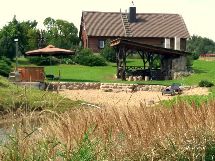 Lauku māja Gajata Moletai rajonā, Lietuvā - 1