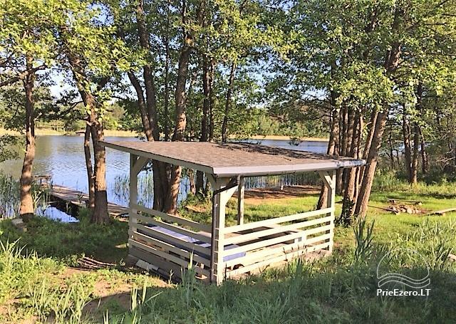 Kempings Dulga pie Druskininku ezera - 3