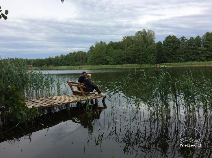 Kempings Dulga pie Druskininku ezera - 7