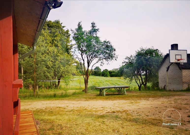 Lauku māja Molėtų rajonā netālu no Virinta ezera Labs ciems - 31
