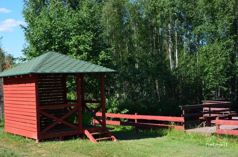 Lauku māja Molėtų rajonā netālu no Virinta ezera Labs ciems - 6