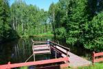 Lauku māja Molėtų rajonā netālu no Virinta ezera Labs ciems - 9