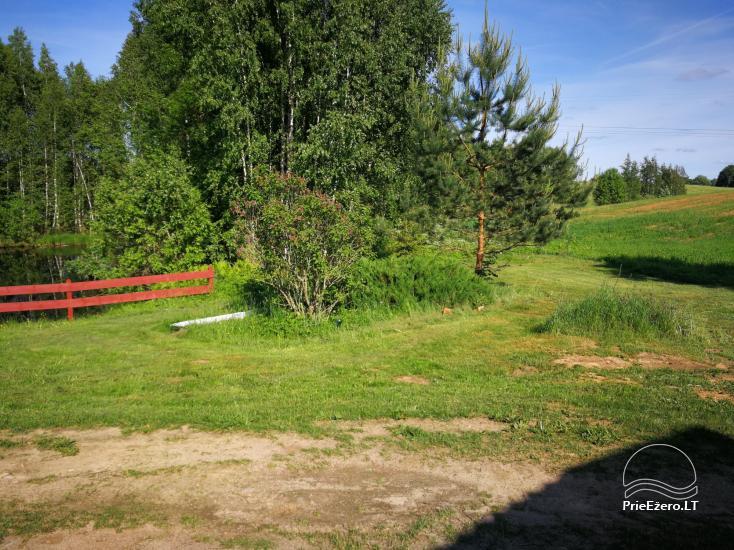 Lauku māja Molėtų rajonā netālu no Virinta ezera Labs ciems - 8