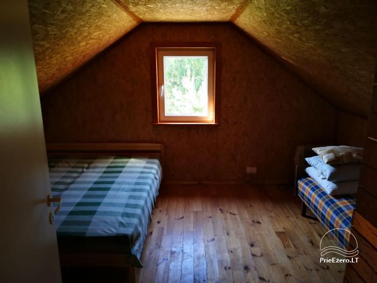 Lauku māja Molėtų rajonā netālu no Virinta ezera Labs ciems - 20