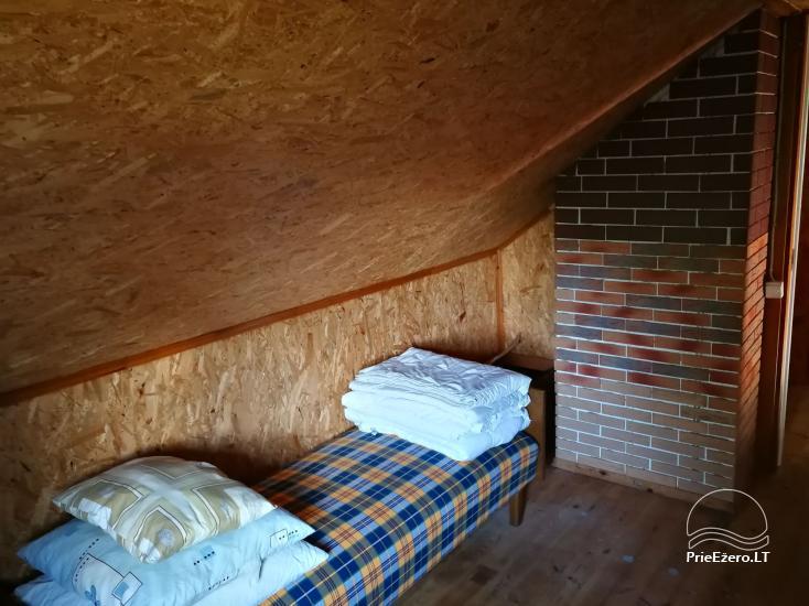 Lauku māja Molėtų rajonā netālu no Virinta ezera Labs ciems - 22